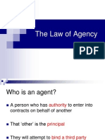 The Law of Agency
