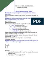 Referat.clopotel.ro-elemente de Logica a