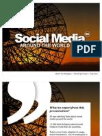 4-Social Media around the world 2011