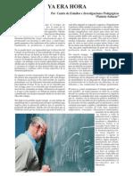 CEIP Patricio Sobarzo - Despertar de los Trabajadores - Año 5 - N° 21