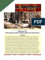 Fire Science Brief 1