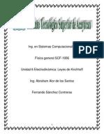 Electrodinamica-Leyes de Kirchhoff