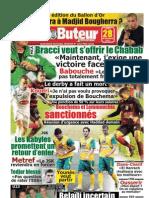 LE BUTEUR PDF du 28/11/2011