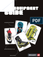 Millet Equipment Guide