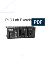 PLC Lab Exercises