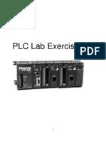 PLC Lab Exercises