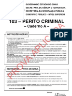 Perito Criminal - Civil
