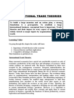 14-International Trade Theories