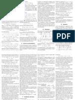 Formulas Updated