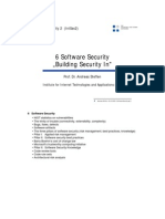 IntSec2-SoftwareSecurity
