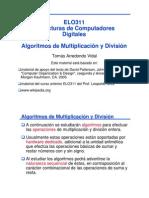 Algoritmos de Division