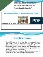 Innovaciones Proceso Penal