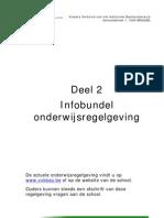 infobundel onderwijsregelgeving