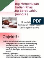 Bab 23- Bayi Yang Memerlukan Perhatian Khas