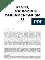 Stato Burocrazia e Parlamentarismo Berneri