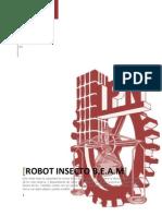 Robot Insecto b