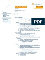 AP Gov Chapter 1 - Study Outline