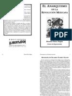 El anarquismo en la Revolución mexicana - Flores Magón