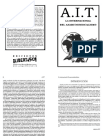 AIT, LA INTERNACIONAL DEL ANARCOSINDICALISMO