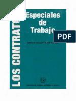 Los Contratos Especiales Del Trabajo - PDF