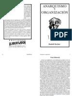 Anarquismo y organización - Rudolph Rocker