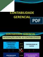 Contabilidade Gerencial - Conceitos Iniciais