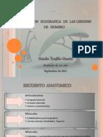 Ecografia en Lesiones Del Hombro