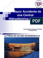 El Mayor Accidente Hidroelectrico