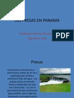 Las Presas en Panamá