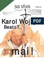 Chiesa Viva Num. 430 Mensile - Giovanni Paolo II