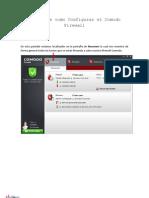 Manual de Como Configurar El Comodo Firewall