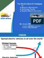 SIM Drive Presentation, November 23, 2011