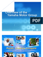 Overview of Yamaha Motor Group, November 23, 2011