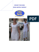 Crochet Tunic Nizza