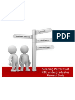 AB213 Sleep Pattern Presentation Part 2