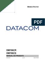 204.0105.04 - Manual Do Produto - DM706CR-CS