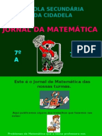 Jornal Matemática Web