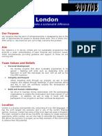 Citysife Annual Report 07-08