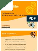 Skill Pro Filer Profile