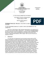 DCCA testimony sb1789 Sd2 3-26-08