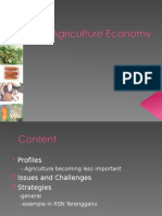 Lecture 4 Agriculture Economy