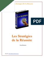 7 Strategies pour la réussite