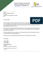 FCT.166-11-2011 Felicitación a Sonia montero
