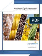 Weekly AgriCommodity Newsletter