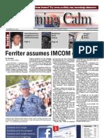 Morning Calm Weekly Newspaper - 25 November 2011