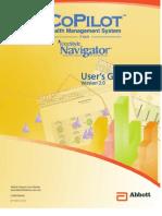 CoPilot for FreeStyle Navigator User's Guide En
