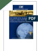 ECE Vision 2015 Summary