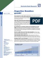 Deutsche Bank Mega Cities Report1