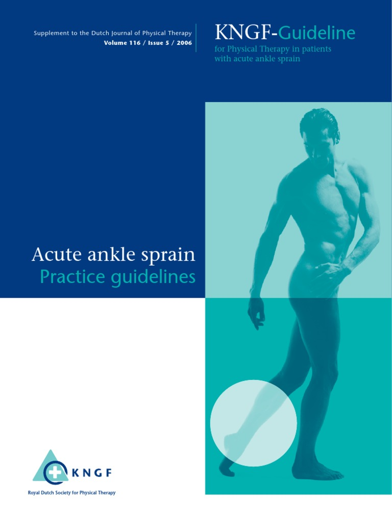Ankle sprain physical therapy - 54458628 Anklesprain Pcg 27032009 1 Physical Therapy Medical Diagnosis