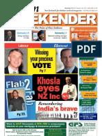 Indian Weekender #65